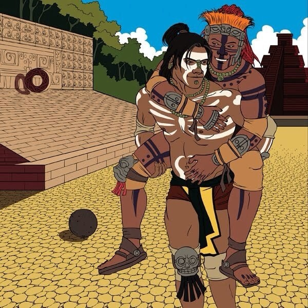 Image result for young mayan gay