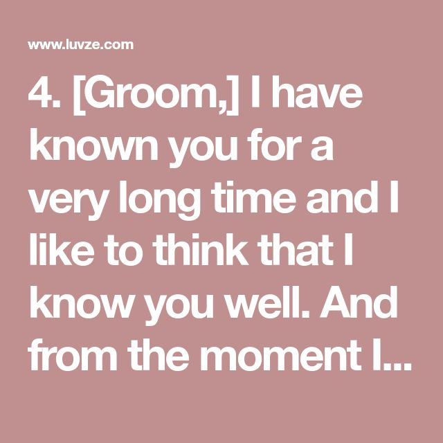 The 25+ best Groom speech examples ideas on Pinterest Wedding - father of the bride speech examples
