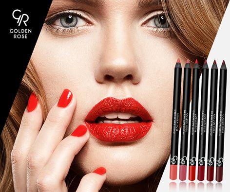 Nowe kolory konturówek Dream Lips! Teraz jeszcze łatwiej dobrać odpowiedni kolor do Waszej ulubionej pomadki!