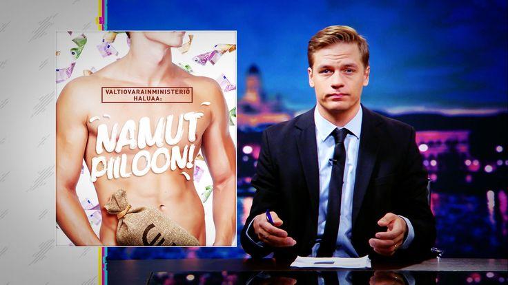 Uutisraportti on Tuomas Peltomäen juontama viikottainen ajankohtaisohjelma, joka kertoo, mitä viikon uutisista pitäisi ajatella.