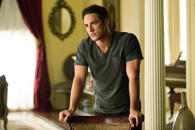 Tyler Lockwood (Michael Trevino), The Vampire Diaries | 37 TV Deaths Of 2016 We Still Can't Get Over