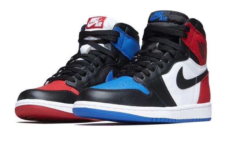 The Air Jordan 1 High Top 3 Caps Off November