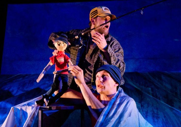 Théâtre jeune public: Le merveilleux voyage de Réal de Montréal | Quoi faire à Rouyn-Noranda | CLD de Rouyn-Noranda Tourisme