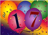 L'Agence matrimoniale Inter-Mariage.com fête ses 17 ans de succés !  Pour vous remercier de votre confiance et célébrer cet événement, je vous propose une promotion exceptionnelle :  17 % de remise sur tous les contrats si vous faites la demande d'adhésion du 17 au 31 janvier 2017 inclus (le contrat devra ensuite être signé avant le 31 mars 2017) !
