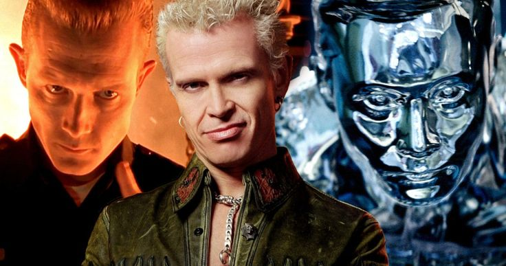 Billy Idol Was Almost the T-1000 in Terminator 2 -- Robert Patrick reveals that Billy Idol was originally cast as the T-1000 in James Cameron's Terminator 2: Judgment Day, but was forced to drop out. -- http://movieweb.com/terminator-2-billy-idol-original-t1000-robert-patrick/