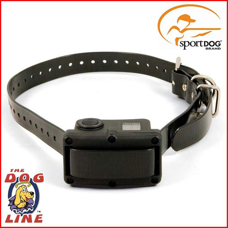 SportDog Rechargeable NoBark 10R Bark Collar - one of the latest to train your medium to extra-large dogs to reduce or eliminate nuisance barking. #BarkCollar