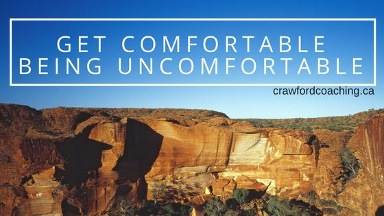 "Get Comfortable Being Uncomfortable - Most of you have probably heard the quote ""outside your comfort zone is where the magic happens,"" yet too many people still hesitate to take on new challenges."