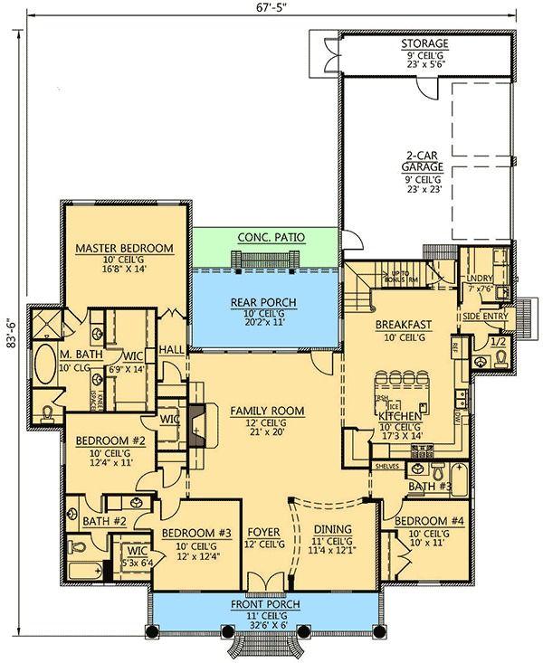 827 Best Floor Plans Images On Pinterest Floor Plans