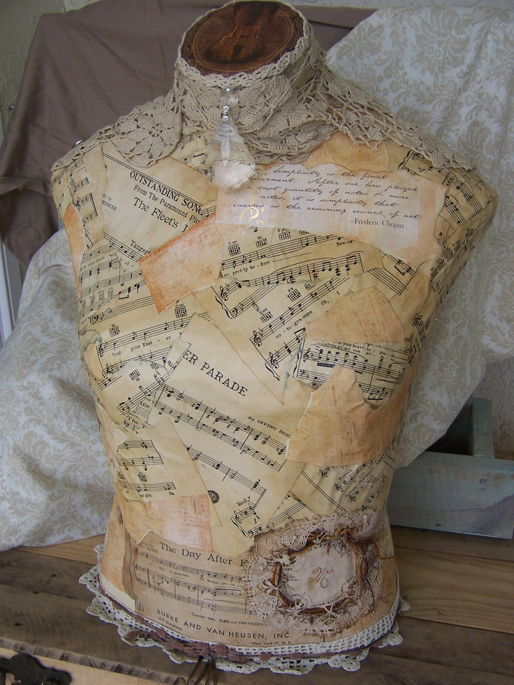 16 best Dress Forms Paper Mache Wallpaper images on Pinterest ...