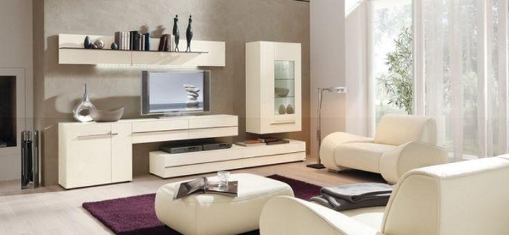 wohnzimmer modern dekorieren wohnzimmer deko modern hause ...