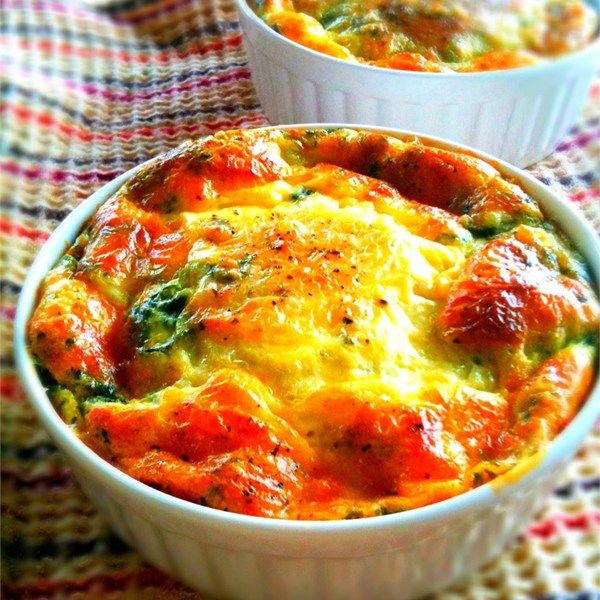 """""""Quick QuicheI """"""""Great recipe - great without the bother of carbs or making a crust."""""""" """""""