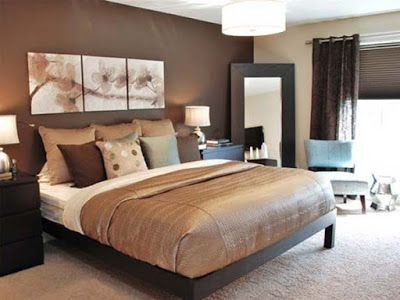 Bedroom Decorating Ideas With Brown Furniture