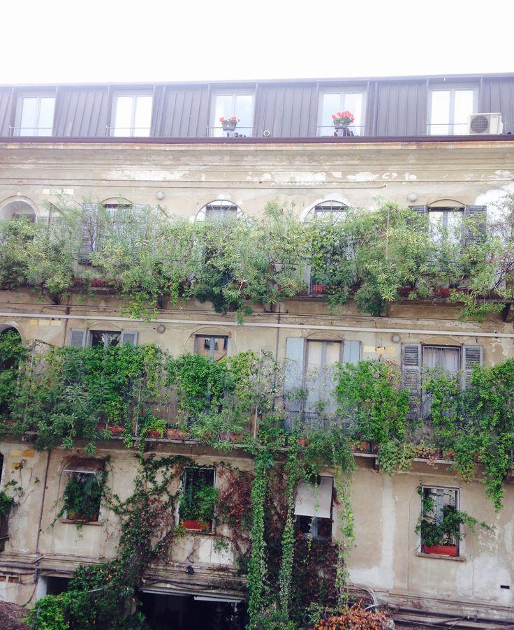 #10CorsoComo #hidden #garden