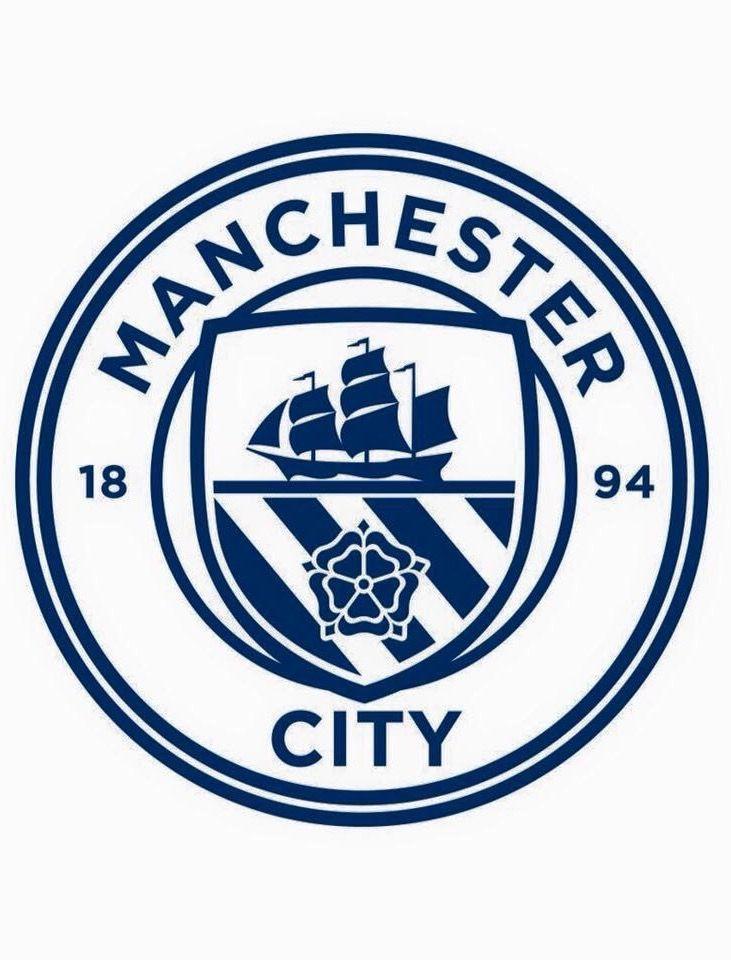 Man City crest.