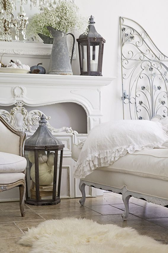 How To Combine French Farmhouse Style and Shabby Chic - Shabbyfufu