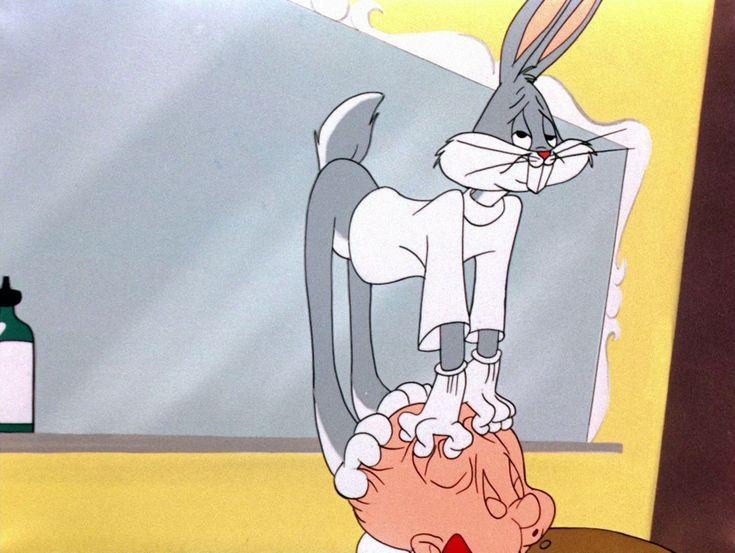 Bugs Bunny - Barber of Seville