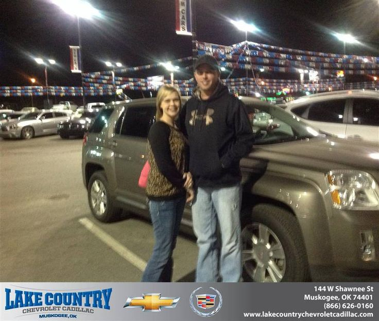 #HappyBirthday to Ashley Mcdonald from Casey Carr at Lake Country Chevrolet Cadillac!