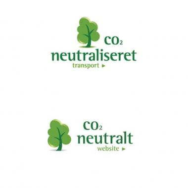 As a part of our commitment to reducing our carbon footprint, we neutralise our transport by buying European CO2 allowances and have neutralised our CO2 emmision from the use of our website.    See more at www.co2neutraltransport.dk and www.co2neutralwebsite.com