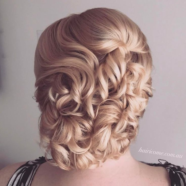 Best 25 Prom Hairstyles Down Ideas On Pinterest: 25+ Best Ideas About Curly Prom Hairstyles On Pinterest