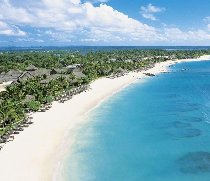 Belle Mare Plage. Das Hotel für einen Golfurlaub auf Mauritius.