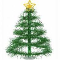 Centrepiece Christmas Tree Tinsel Swirl $19.95  BE20808