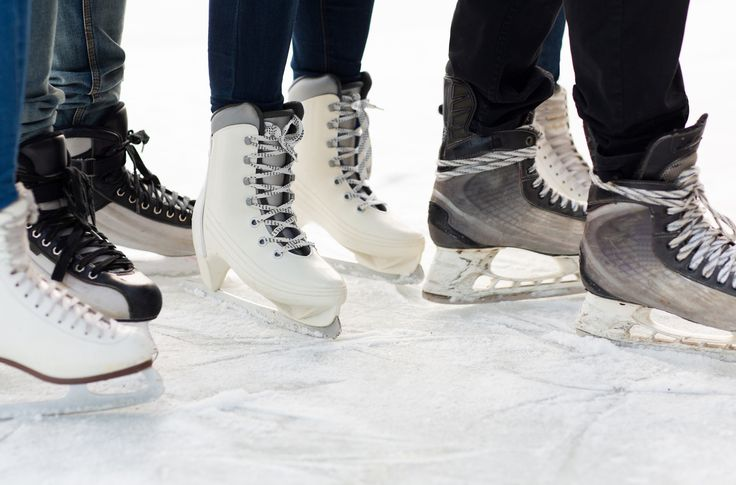 Strapping on a pair of ice skates typically involves a trip to an indoor rink or a frozen lake. Here are a few notable exceptions.