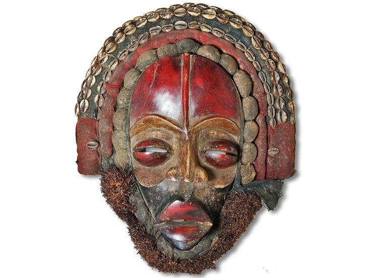 Dan Maske Liberia/Afrika 39cm kaufen