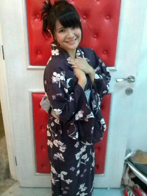 Sonya Pandarmawan #yukata