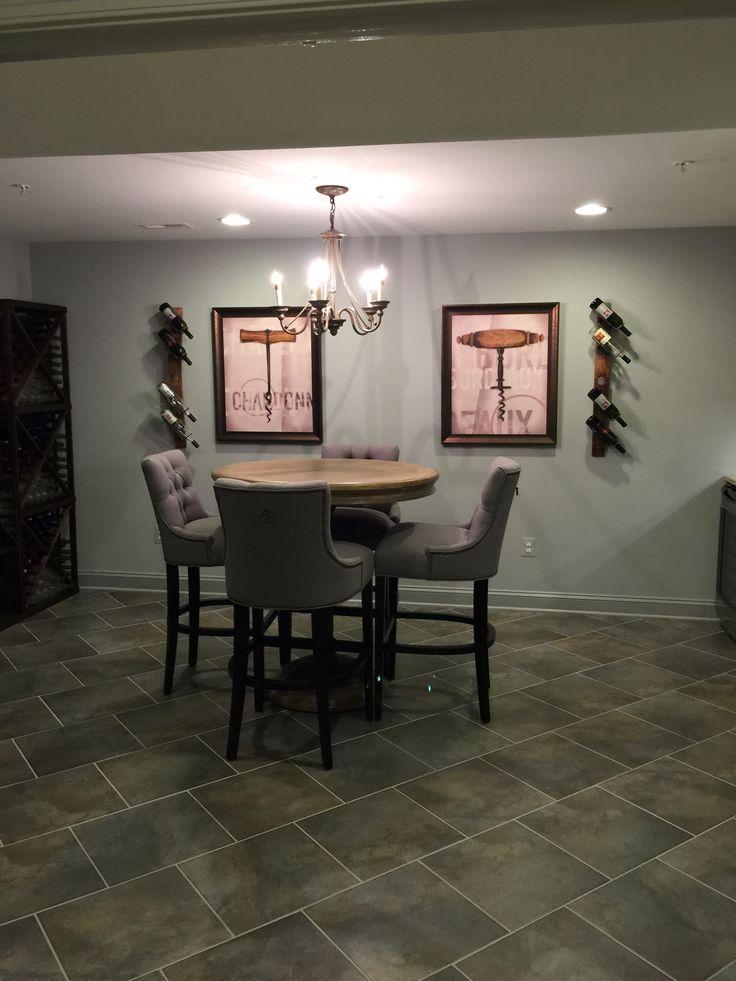 39 Best Basement Ideas Images On Pinterest  Home Ideas Play Extraordinary Basement Dining Room Design Ideas
