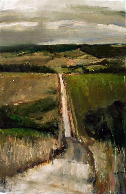 Road to No Where Else Kristian Mumford Australia http://www.saatchionline.com/kristianthomas