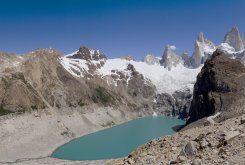 Fitz Roy Panorama, Argentina #activeadventures.com Dieter Kieck, 'Condor', December 2013