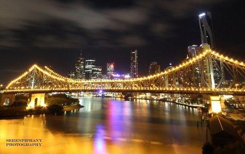 Brisbane Storey Bridge