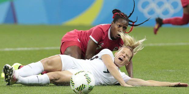 Equipes de France - JO, Canada-France 1-0 : l'histoire se répète - FFF