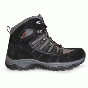 Scruffs Flare Hiker Safety Boot Black/Grey