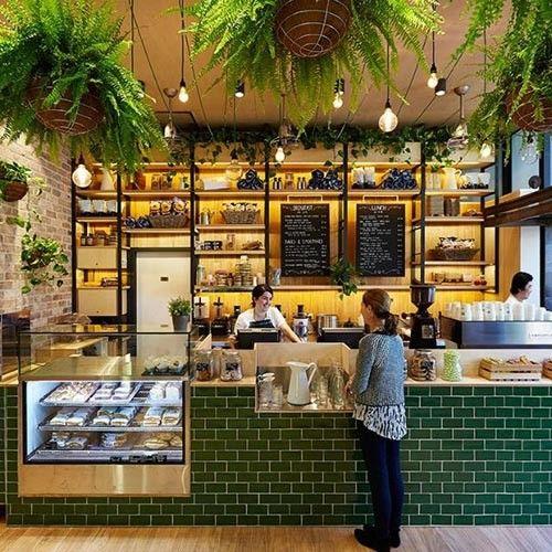 Centennial Parklands Dining Café: