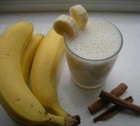 Besleyici ve Doyurucu Muzlu Süt