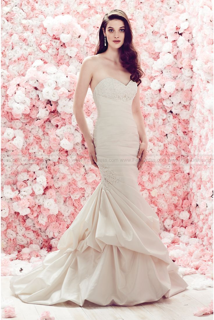 8 best Paloma Blanca/Mikaella images on Pinterest | Wedding frocks ...