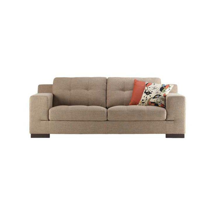 Great Montez Sofa In Sand Fabric   Kasala