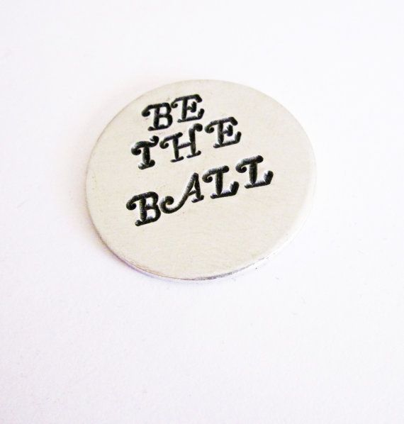 Accessorio personalizzato per pallina da golf di RobertaValle su DaWanda.com