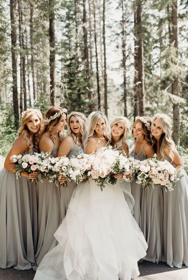 20 Woodland & Forest Marriage ceremony Picture Concepts