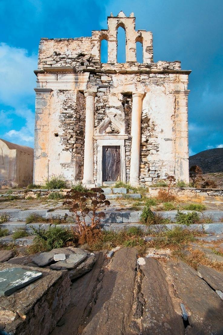 Sikinos island, Aegean,Greece -EPISKOPI