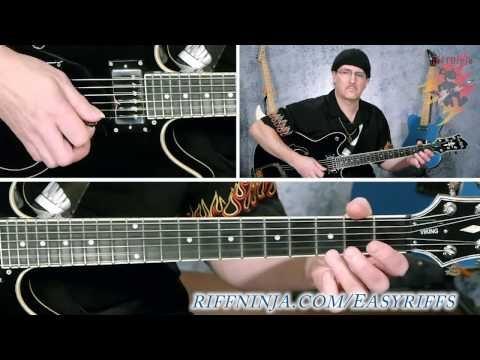 how to make guitar riffs on garageband