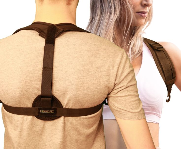 GIVEAWAY! Win 1 of 10 NEW and IMPROVED Back Support Posture Correctors. Enter here: https://www.longevitynaturalhealth.com/introductory-offer