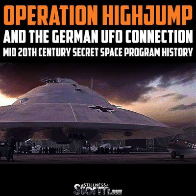 Operation Highjump and the German UFO Connection | Mid 20th Century Secret Space Program History | Stillness in the Storm