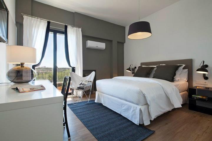 Habitación doble en #Madrid