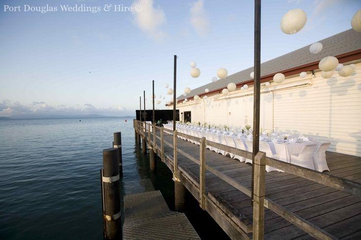 Port Douglas Sugar Wharf - Reception