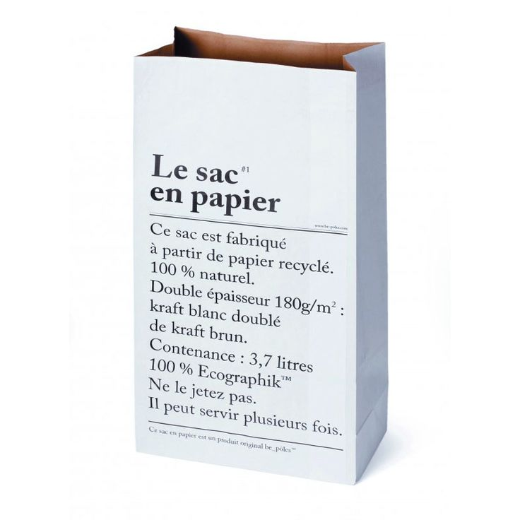 Le Sac en papier, The Paper Bag