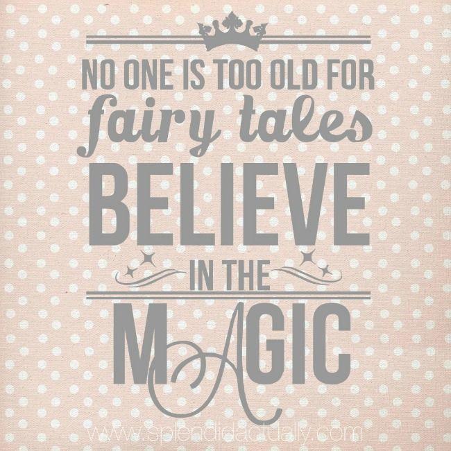 fairy tales and magic