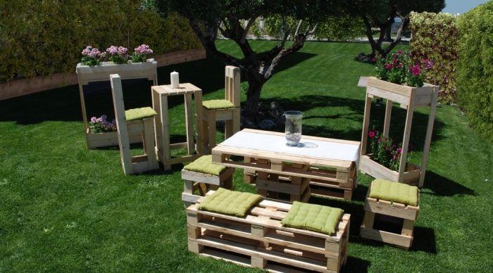 1001 Modeles De Table De Jardin En Palette A Faire Soi Meme