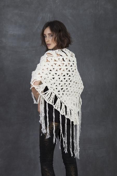 42 best CECILIA DE BUCOURT Signature Shawl images on ...